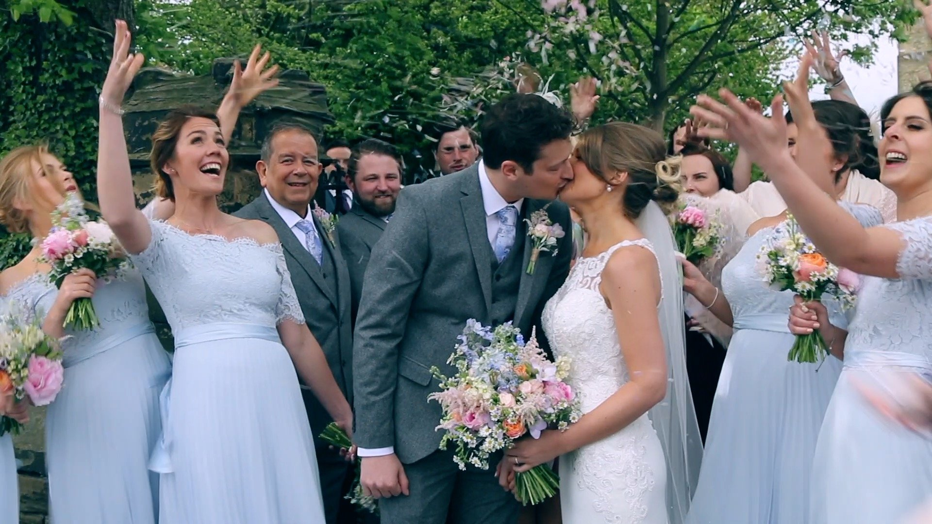 Wedding videography in manchester